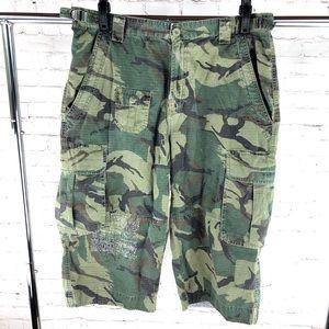 Camo Jungle Shorts